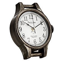Buy Watch-shaped Clock Online at johnlewis.com