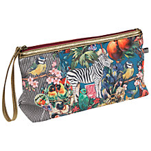 Buy Wanderlust Zebra Wash Bag Online at johnlewis.com
