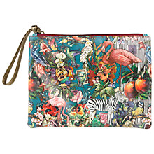 Buy Wanderlust Zebra Make-up Bag Online at johnlewis.com