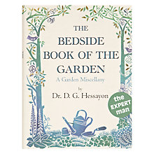 Buy The Bedside Book Of The Garden Online at johnlewis.com