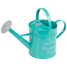Buy Thoughtful Gardener Watering Can, 3.5L Online at johnlewis.com