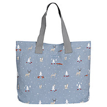 Buy Sophie Allport Woodland Print Everyday Bag Online at johnlewis.com