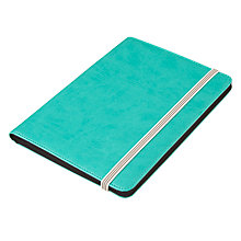 Buy John Lewis Copenhagen A5 Document Wallet, Aqua Online at johnlewis.com