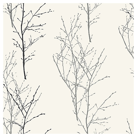 Buy John Lewis Birch Wallpaper Online at johnlewis.com