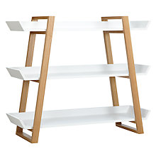 Buy House by John Lewis Airframe Bookcase Online at johnlewis.com