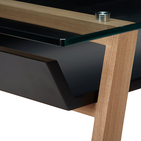 buy house by john lewis airframe desk john lewis. Black Bedroom Furniture Sets. Home Design Ideas