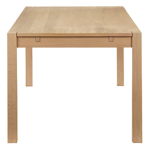 Buy John Lewis Agneta Dining Table, Oak Online at johnlewis.com