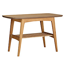 Buy John Lewis Ettie Side Table, Oak Online at johnlewis.com