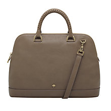 Buy Mulberry Pembridge Double Handle Leather Bag Online at johnlewis.com