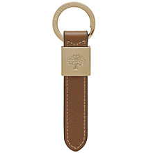 Buy Mulberry Tessie Keyring Online at johnlewis.com