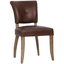 Buy Halo Harvard Leather Dining Chair Online at johnlewis.com