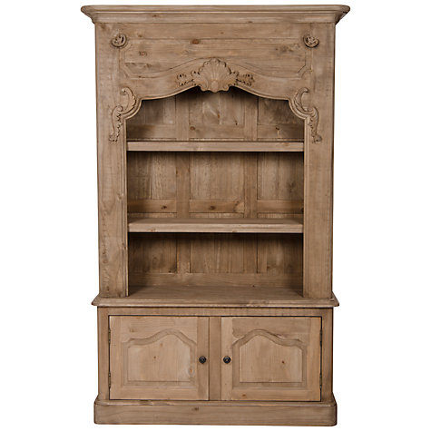 Buy Halo Harvard Bookcase with 2 Door Cupboard Online at johnlewis.com