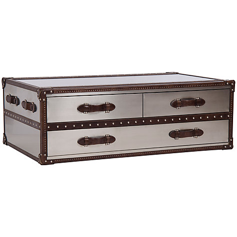 Buy Halo Harvard Stonyhurst Large Coffee Table Online at johnlewis.com