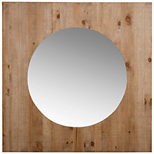 Buy Halo Harvard Treehole Mirror Online at johnlewis.com