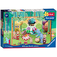 Buy Ravensburger In the Night Garden 16 Piece First Floor Jigsaw Puzzle Online at johnlewis.com