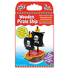 Buy Galt Pirate Ship Kit Online at johnlewis.com