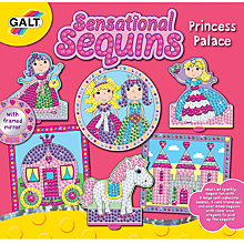 Buy Galt Sensational Sequins Princess Palace Online at johnlewis.com