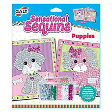 Buy Galt Sensational Sequins Puppies Online at johnlewis.com