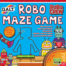 Buy Galt Robo Maze Game Online at johnlewis.com