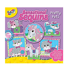 Buy Galt Sensational Sequins Pretty Pets Online at johnlewis.com