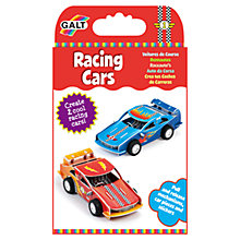 Buy Galt Racing Cars Kit Online at johnlewis.com