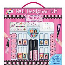 Buy Galt Girl Club Nail Designer Kit Online at johnlewis.com