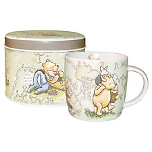 Buy Disney Winnie the Pooh 100 Acre Wood Mug in Tin Online at johnlewis.com