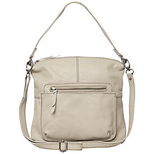 Buy White Stuff Cruz Leather Shoulder Bag Online at johnlewis.com