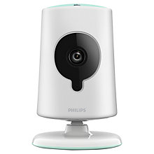 Buy Philips B120E/10 In.Sight Wireless HD Baby Monitor Online at johnlewis.com