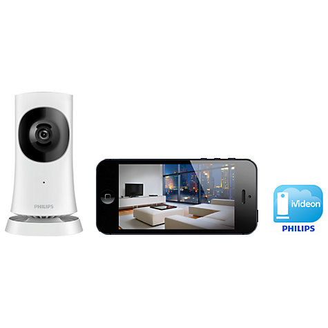 Buy Philips In.Sight Wireless HD Home Monitor Online at johnlewis.com