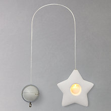 Buy Sirius Olina Star LED Hanging Decoration Online at johnlewis.com