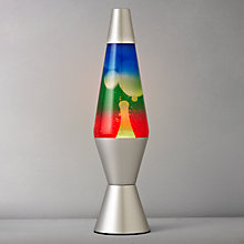 Buy Rainbow Lava Lamp Online at johnlewis.com
