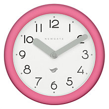 Buy Newgate Pantry Wall Clock, Dia.22.5cm Online at johnlewis.com