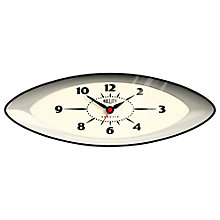 Buy Newgate Bullit Wall Clock Online at johnlewis.com