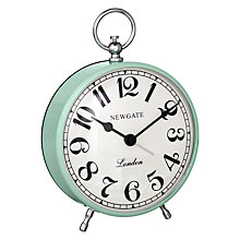 Buy Newgate Chelsea Arts Alarm Clock, Duck Egg Online at johnlewis.com