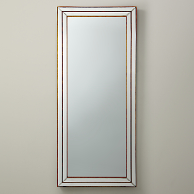 Chambery Leaner Mirror, H154 x W67cm