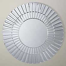 Buy Morello Mirror, Dia. 80cm Online at johnlewis.com
