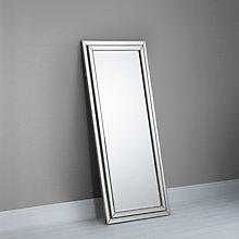 Buy Gallery Direct Chambery Lean, Pewter, H154 x W67cm Online at johnlewis.com