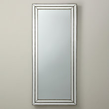 Buy Gallery Direct Chambery Leaner, Pewter, H154 x W67cm Online at johnlewis.com