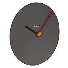 Buy Newgate Glow Wall Clock, Dia.32cm Online at johnlewis.com