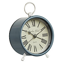 Buy London Clock Company Heritage Mini Fob Alarm Online at johnlewis.com