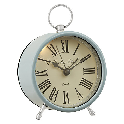 Buy London Clock Heritage Mini Fob Alarm Online at johnlewis.com