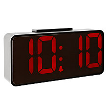 Buy Acctim LED XXL Alarm Clock Series Online at johnlewis.com