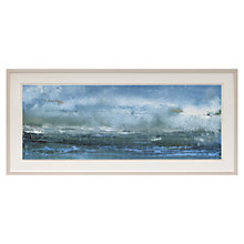 Buy Liz Jameson - The Gathering Storm Framed Print, 42.9 x 93.2cm Online at johnlewis.com