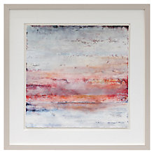 Buy Liz Jameson - After Glow Framed Print, 42.9 x 42.9cm Online at johnlewis.com