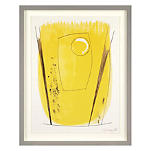 Buy Barbara Hepworth - Two Opposing Forms Framed Print, 49.4 x 39.5cm Online at johnlewis.com