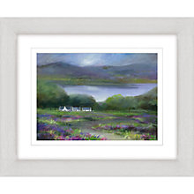 Buy Debbie Neil - Hills Framed Print, 47 x 57cm Online at johnlewis.com
