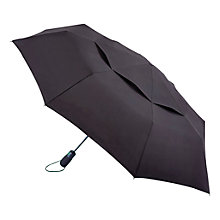 Buy Fulton Tornado Umbrella, Black Online at johnlewis.com
