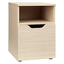 Buy John Lewis The Basics Dexter Filing Cabinet Online at johnlewis.com