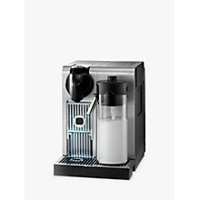 Buy De'Longhi Lattissima Pro EN750.MB, Silver Online at johnlewis.com